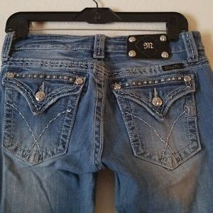 Miss Me Jeans Denim Wash